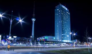 Berlin @ night